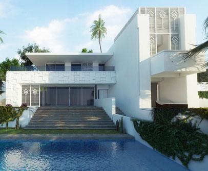The bay villas